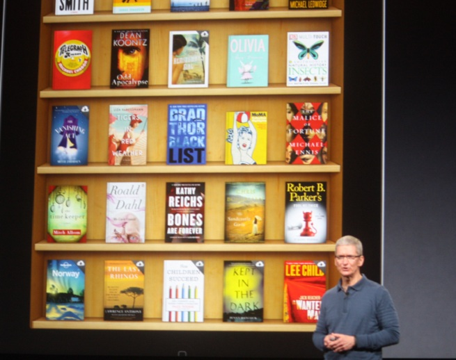 New iBooks 3