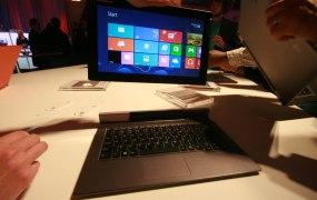 Lenovo's IdeaPad Yoga hybrid