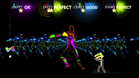 "Just Dance 4: ""Rock 'N Roll (Will Take You to the Mountain)"""