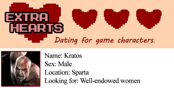 Extra Hearts: Kratos