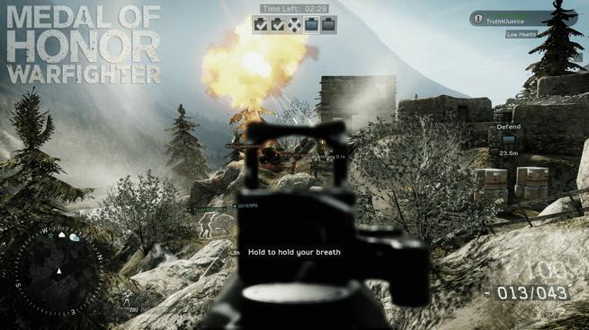 Medal of Honor: Warfighter 3