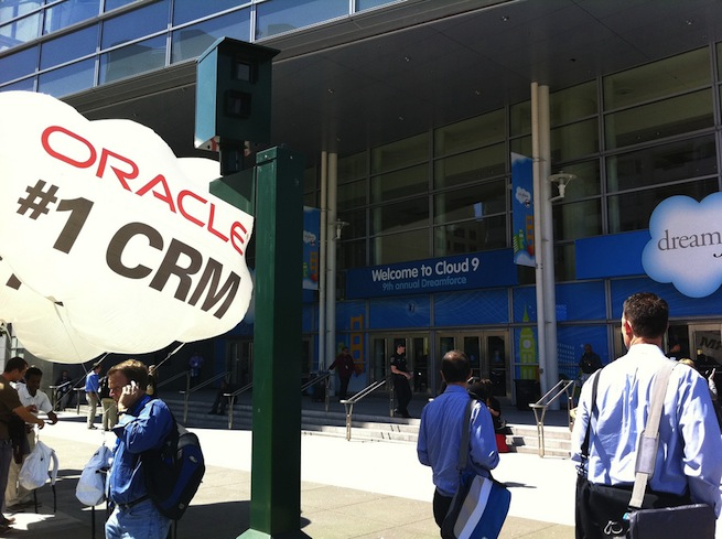 oracle dreamforce
