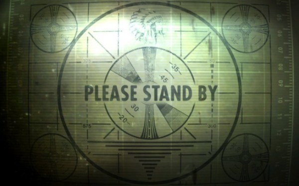 Please Stand By Fallout 3
