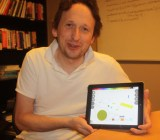 Rod Humble showed off a new app in 2012.