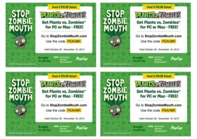 PopCap's treat (no trick): Free Plants vs. Zombies codes for Halloween | GamesBeat