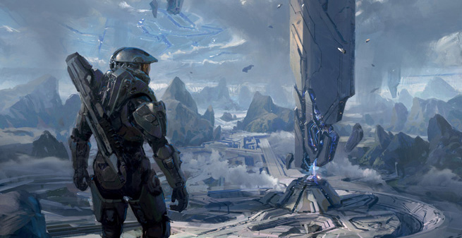 Awakenings: The Art of Halo 4
