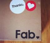 fab free shipping