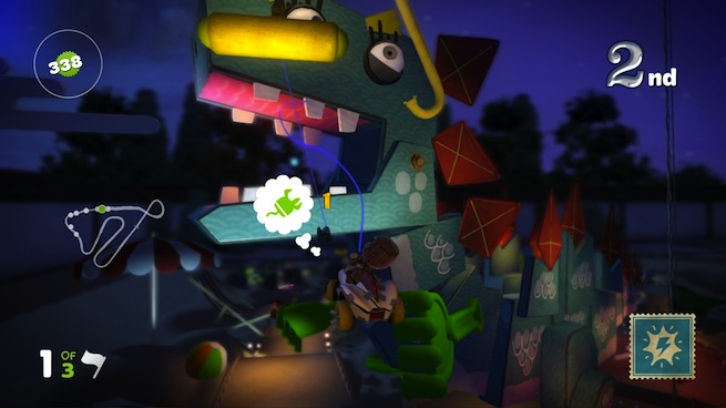 LittleBigPlanet Karting: Monster Island