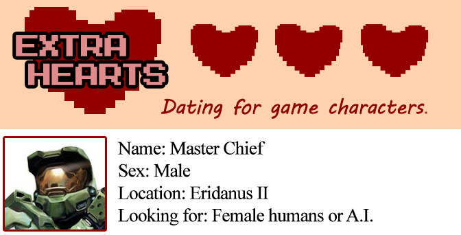 Extra Hearts: Master Chief profile