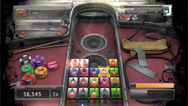 Poker Smash for XBLA Xbox Live Arcade