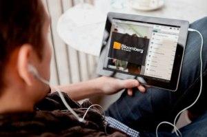 Aereo Bloomberg TV