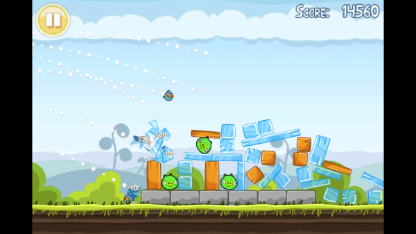 Angry Birds_Best Mobile Apps