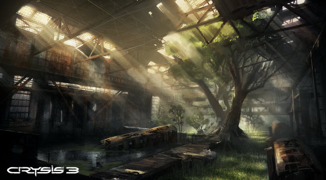 crysis warehouse