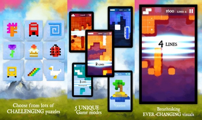 Dream-of-Pixels---iOS---2-99-puzzle