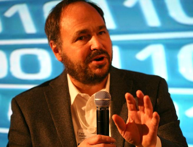 Pivotal CEO Paul Maritz