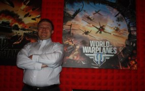 Victor Kislyi of Wargaming