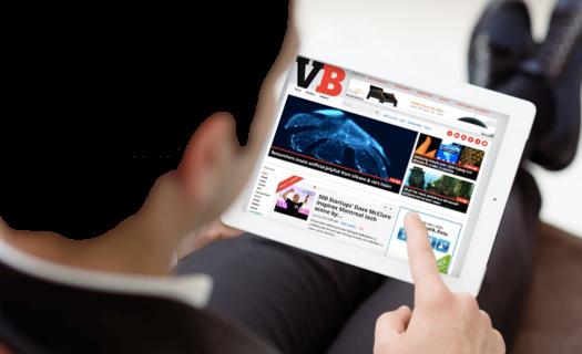 venturebeat graphic designer