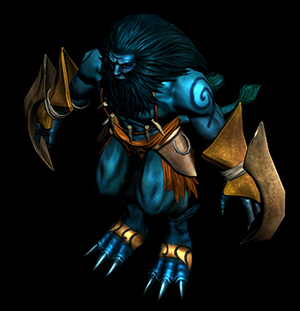 Heroes of Newerth -- Nighthound