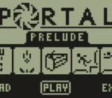 Portal Prelude Ti-83 title screen