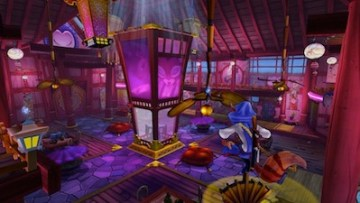 Sly Cooper: Thieves in Time geisha house