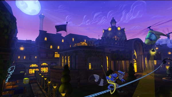Sly Cooper: Thieves in Time museum