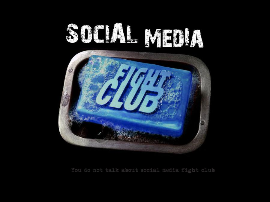 Social-Media-Fight-Club