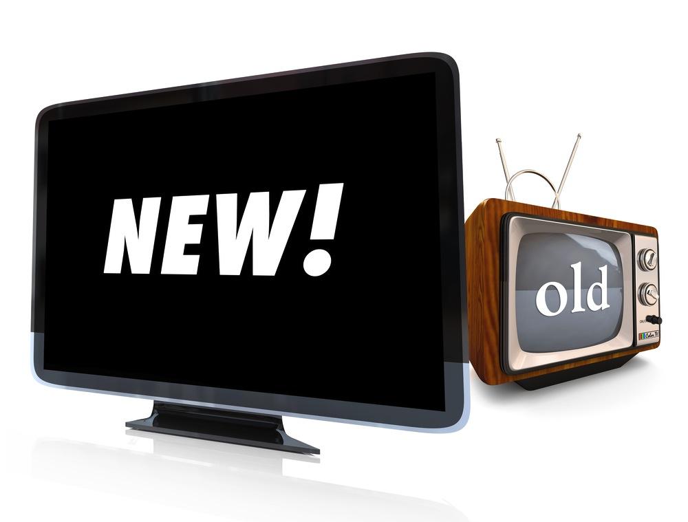 TV Upgrade