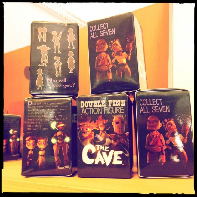 The Cave - Toys