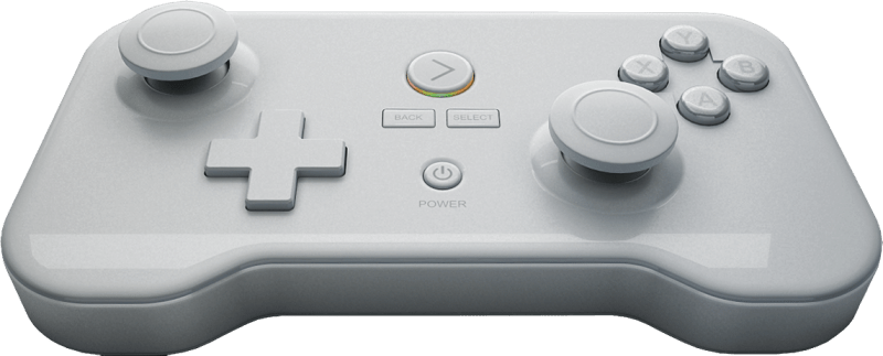 GameStick now looks a bit more like a Super Nintendo controller than a Nintendo Entertainment System gamepad.