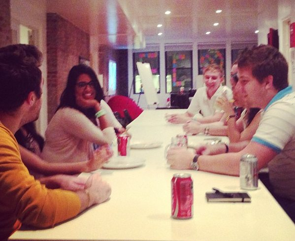 enstitute dinner