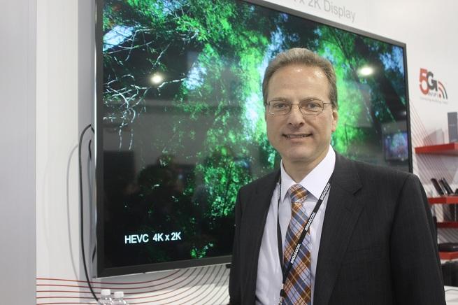 Henry Samueli, CTO of Broadcom
