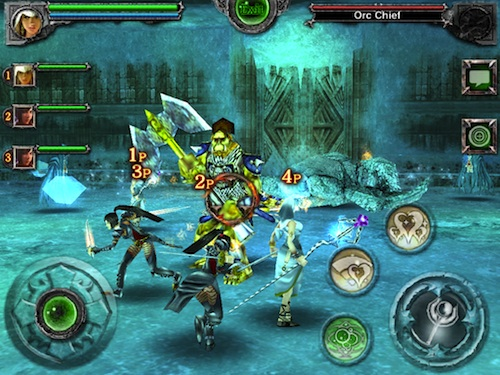 Kingdom Conquest 2 Frozen Fortress