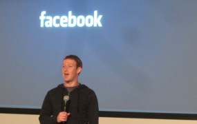 Mark Zuckerberg, Facebook's CEO, wants some TV ad dollars, too.