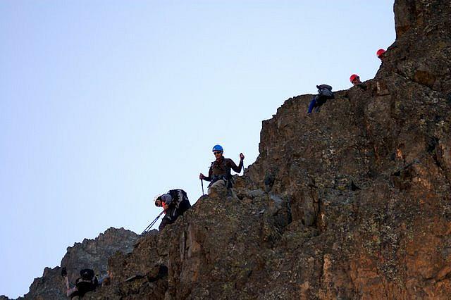 mountain climer