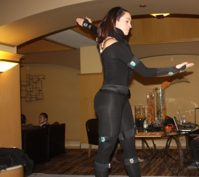 Movea dancer