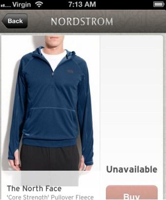 Nordstrom app
