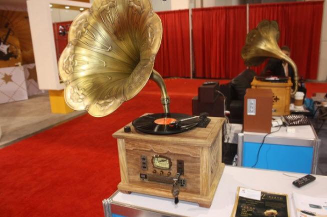 Zhonghao Digital phonograph