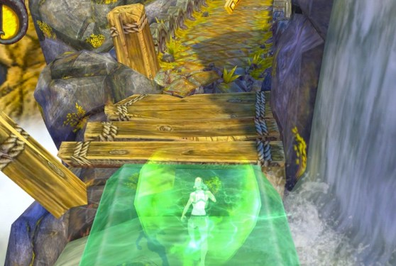 Temple Run 2 power-up
