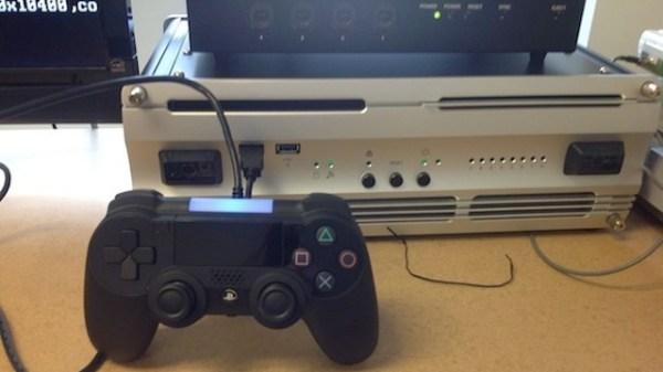 Alarm Clock PS4 controller