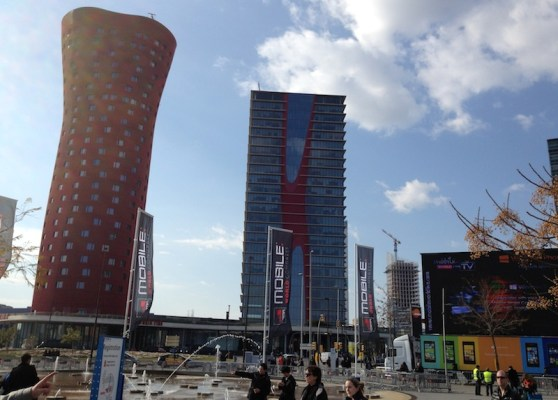 The Mobile World Congress 2013 gears up in Barcelona