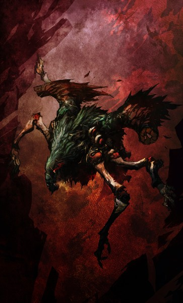 Castlevania: LoS - Mirror of Fate Daemon Lord resurrected