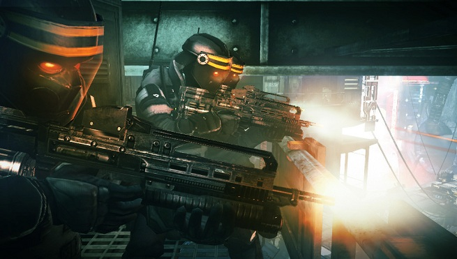 Killzone Mercenary -- soldiers