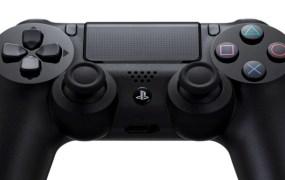 PlayStation 4 DualShock 4 - bottom view