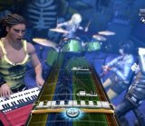 Rock Band 3 screen