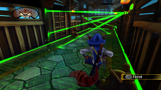 Sly Cooper: Thieves in Time - Rioichi Cooper