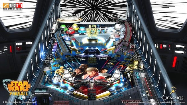 Star Wars Pinball Episode 5 6