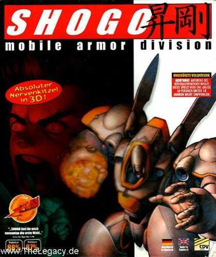 Shogo Box Cover