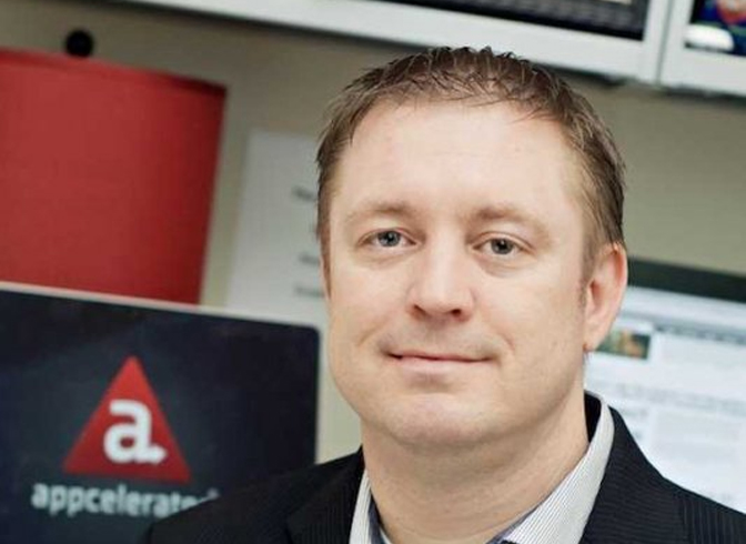 Jeff Haynie, Appcelerator's co-founder and CEO