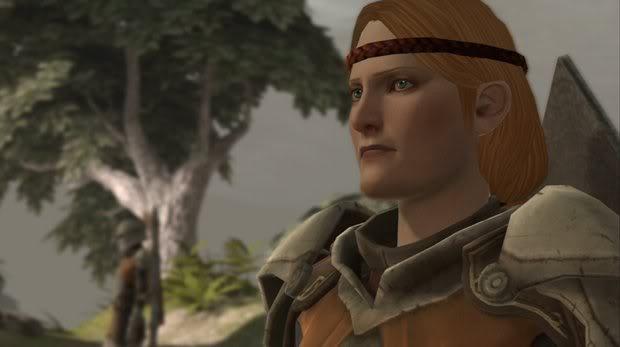 Dragon Age 2 Aveline