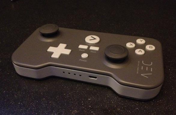 GameStick controllers